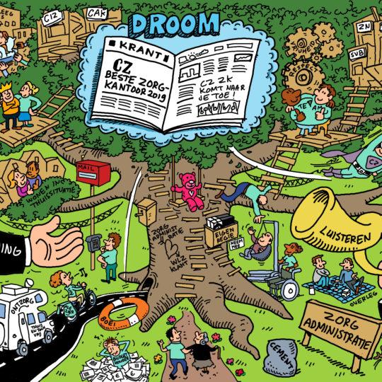 the_cartoon_factory_cartoonist_cartoon_poster_zorg