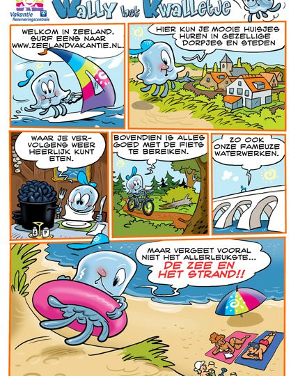the_cartoon_factory_cartoonist_strips_vakantieboek